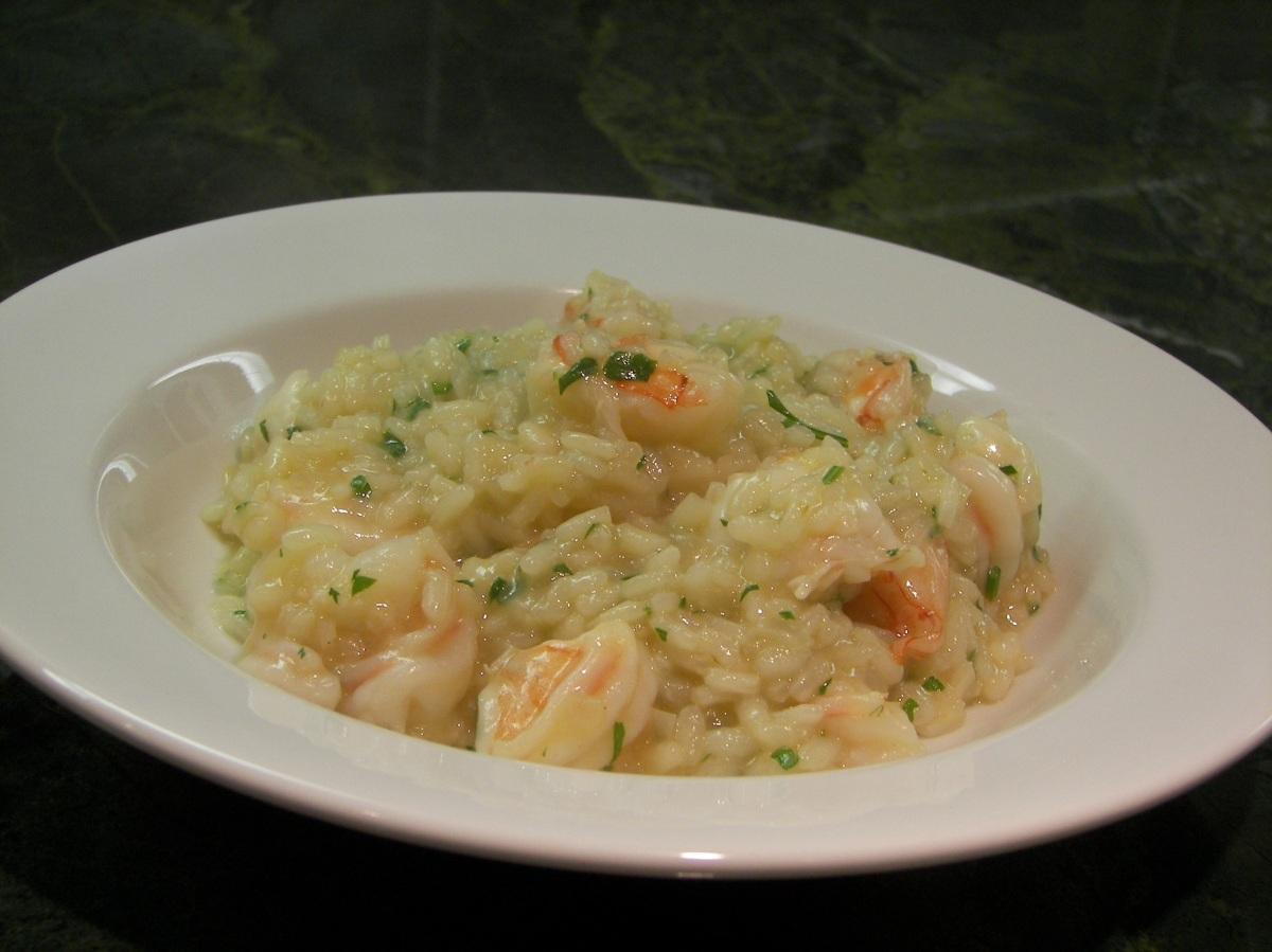 Recipe: Shrimp Risotto – Maximum Flavor, Minimal Effort | Recipes or ...