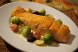 Pan Roasted Salmon 3