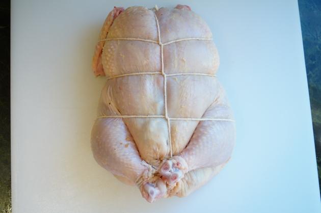 Boneless Stuffed Chicken 3