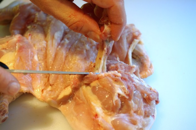 How to Bone Chicken 13