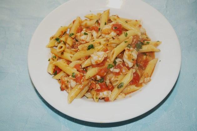 Seafood Marinara 4