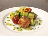 Tomato and Avocado Salad 1