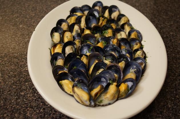 Mussels Meuniere 2